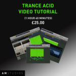 Allan Morrow - Trance Acid Video Tutorial [003] (1hr 40mins)