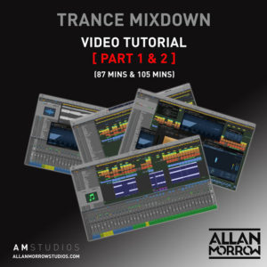 Trance Track Mixdown