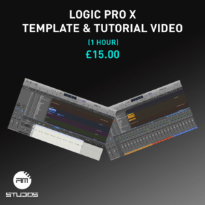 Logic Pro X Template