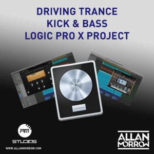 Trance Kick & Bass Logic Pro