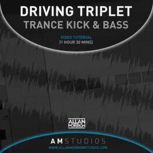 Triplet Trance Kick & Bass