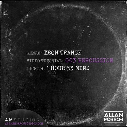 Tech Trance Percussion