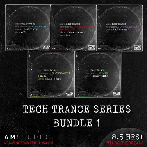 Tech Trance Tutorial