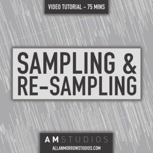 Sampling & Re-Sampling