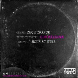 Tech Trance Track Mixdown