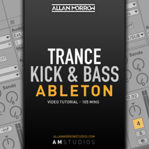 Ableton 10 Trance Kick and Bass