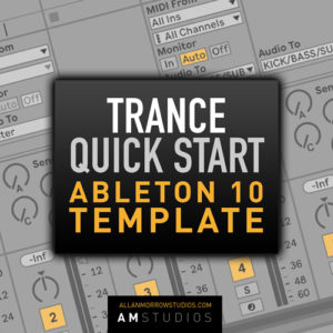 Ableton Trance Template