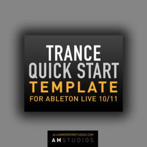 Ableton Trance Template