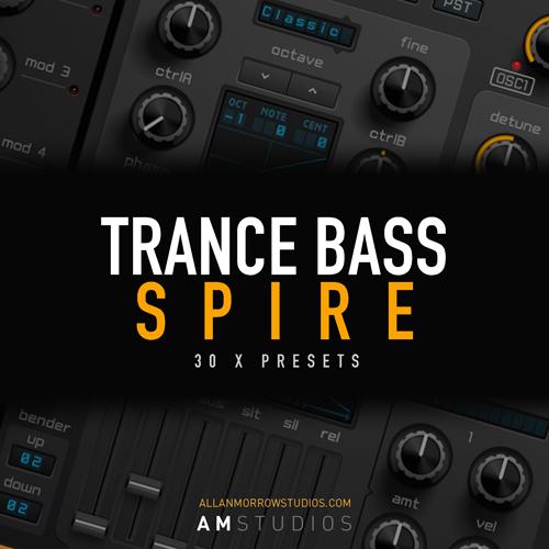 Spire Trance Soundbank