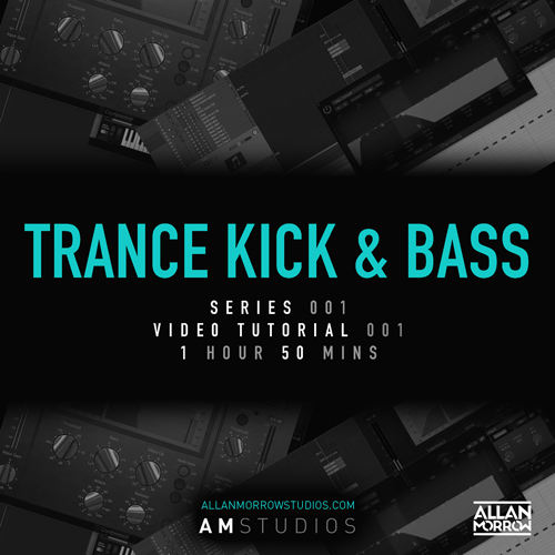 Trance Kick & bass tutorial