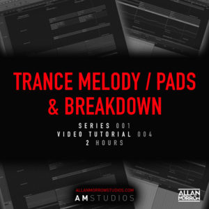 Trance Melody Tutorial