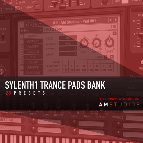 Sylenth1 Trance Pads Soundbank