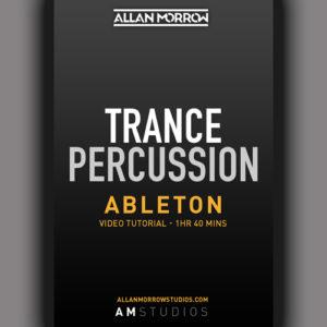 ableton trance percussion
