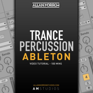 ableton trance percussion
