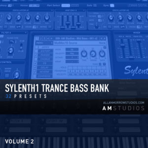 trance bass
