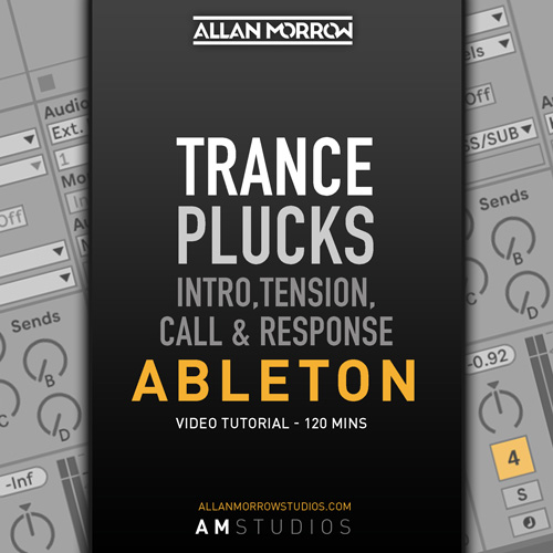Trance plucks