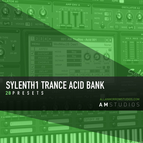 Trance-Acid-Sylenth1-Trance-Tutorials