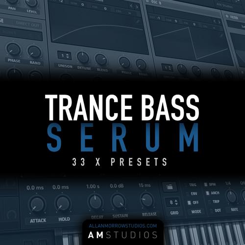 Serum-Trance-Presets