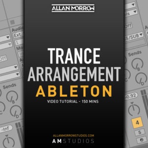 ableton-Trance-arrangement-tutorial