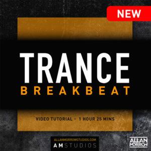 Trance breakbeat tutorial