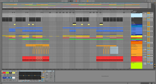 Trance Mixdown Ableton